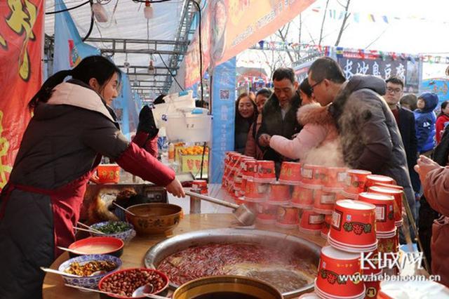 邯郸涉县旅游火爆开年 全省县域旅游人数排名第一