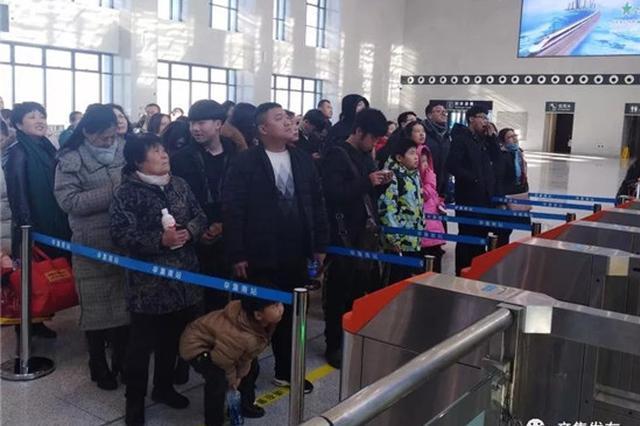每天13列!辛集高铁增加车次方便市民出行