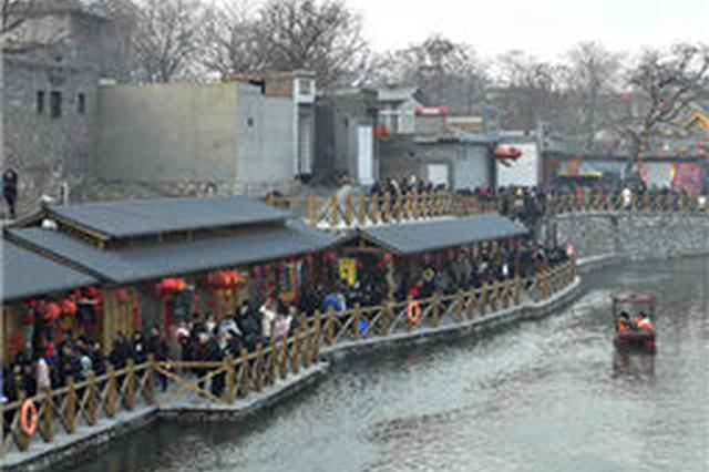 春节假期河北旅游总收入111.5亿元 同比增长92.1%