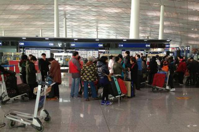 河北春节假期完成综合运输客运量5095.44万人次