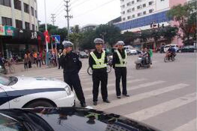 10余万警力保平安 春节河北社会治安秩序持续平稳