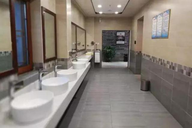 """河北的厕所将变成这样 如厕不舒心可以给""""差评"""""""