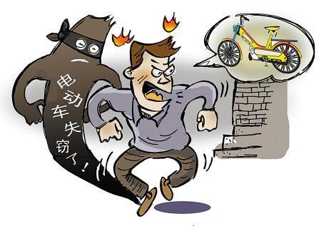 """邯郸""""天网""""抓贼:电动车被盗 监控追踪抓女贼"""