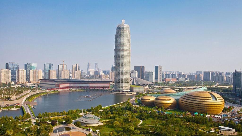 郑州2017年大数据有点猛!总人口988万人均年收入超3万