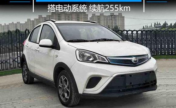"""吉利小SUV""""换标""""知豆 纯电/续航255km"""