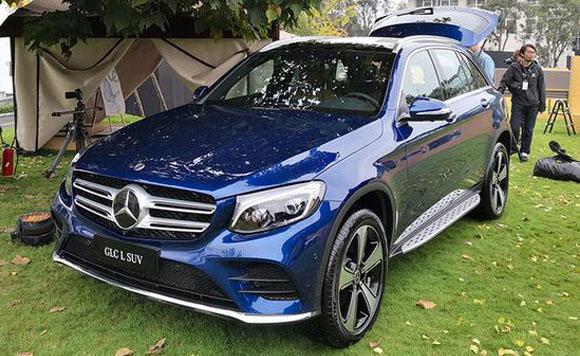 取消低价版 奔驰GLC加长 42.98-57.6万
