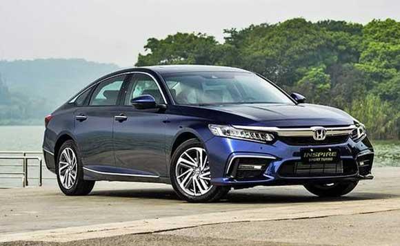 东风本田新旗舰轿车将上市 预售18.5万起