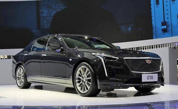 凯迪拉克新款CT6发布 搭全新2.0T发动机