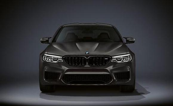 宝马推出新纪念款车型 全球限量350辆