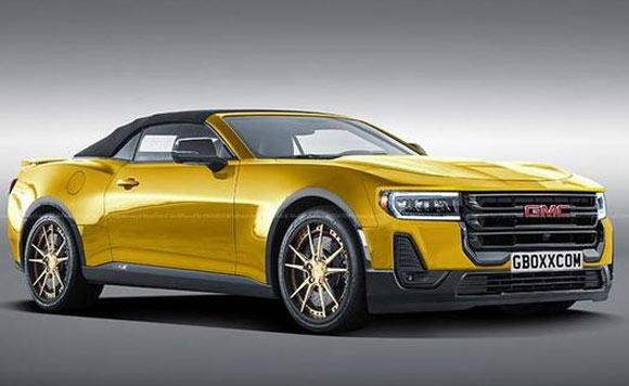 通用全新跑车曝光 动力超奔驰GT