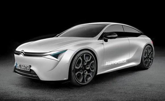 雪铁龙C8后继车型效果图曝光 2021年问世