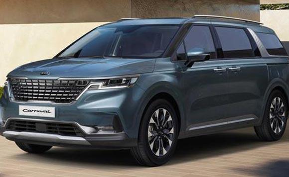 起亚嘉华北京车展亮相 国产版明年上市