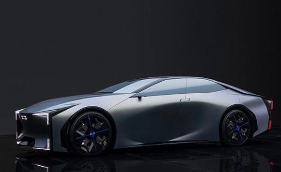 观致Milestone概念车 造型犀利