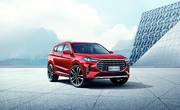 国产SUV新标杆 捷途X70PLUS鲁豫地区上市