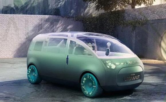 MINI全新概念车发布 纯电动力总成