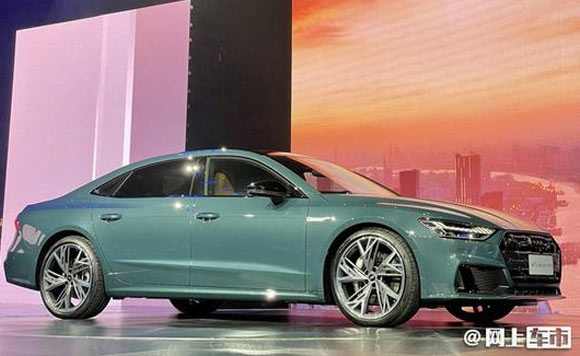 上汽奥迪A7L正式发布 明年上市交付