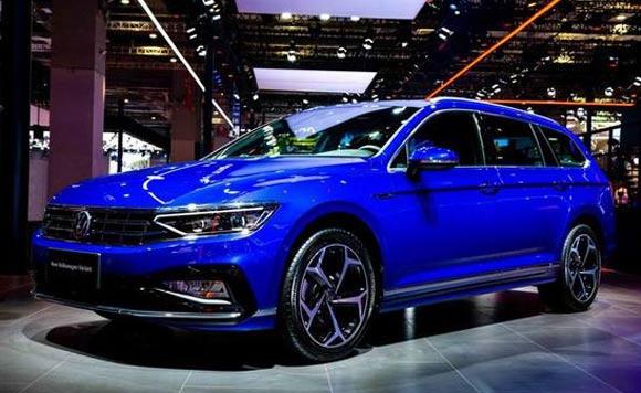 新款蔚揽旅行轿车开启预售 预售26.8万起