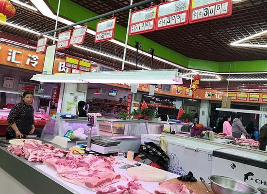 """""""二师兄飞慢了""""!11月河南猪肉价格涨幅大幅回落"""