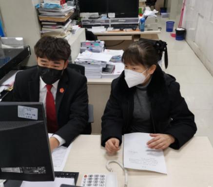 郑州管城区法院网上诉讼服务当事人