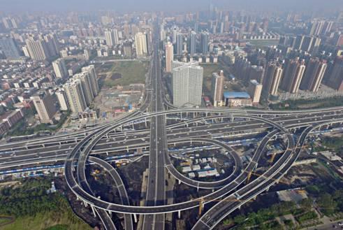好消息!郑州京广快速路与农业高架实现互通