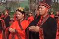 郑州举办70对儿情侣 集体中式婚礼