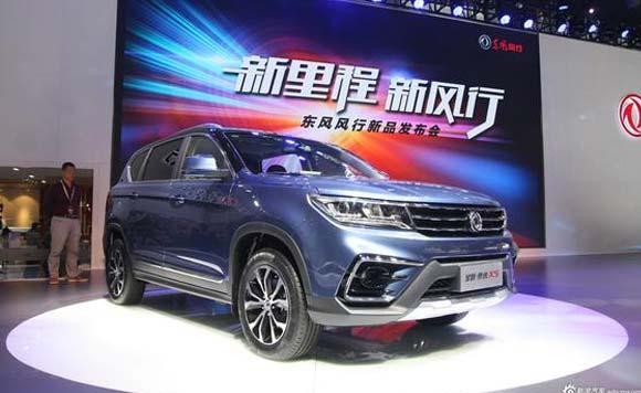 紧凑SUV又一猛将 景逸X5将12月17日上市