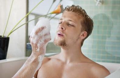 正确洗澡顺序是这样的