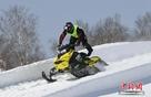 雪地摩托越野挑战速度与激情
