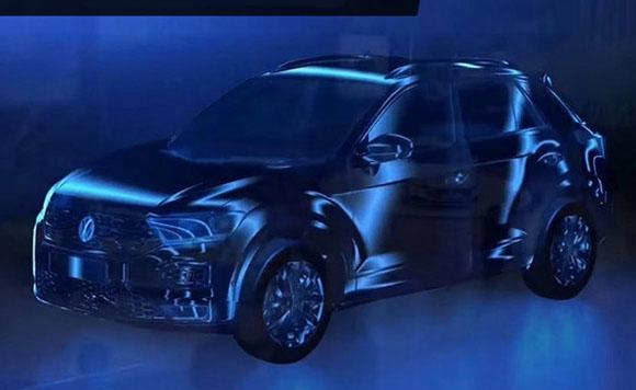 大众推出全新小型SUV 基于换代Polo打造