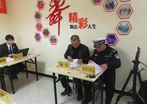 郑州男子酒驾不服处罚 将交警队诉到法院