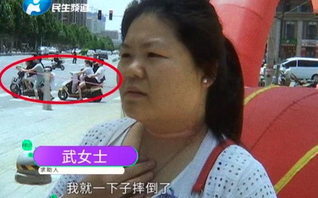 带着孩子!郑州女子路上惨遭锁喉 罪魁祸首竟是...