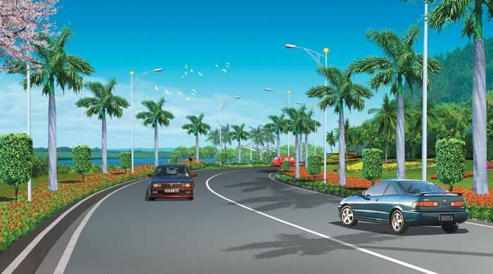 @郑州人 咱家门口这些路 三年内将更绿更美更有特色