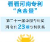 """河南23项专利带来500多亿元新增销售额 """"国字头"""""""