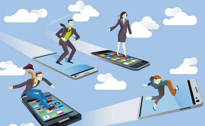河南网民每天上网4.2小时 手机网民占比增加到97.5%