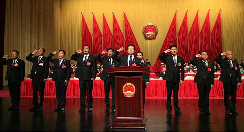 吴中阳当选洛阳市人大常委会主任 刘宛康当选洛阳市长