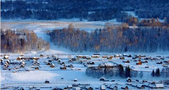 远赴北国10处童话雪乡,玩到极致!