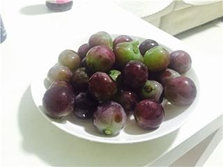 葡萄模样多!一种葡萄一种药