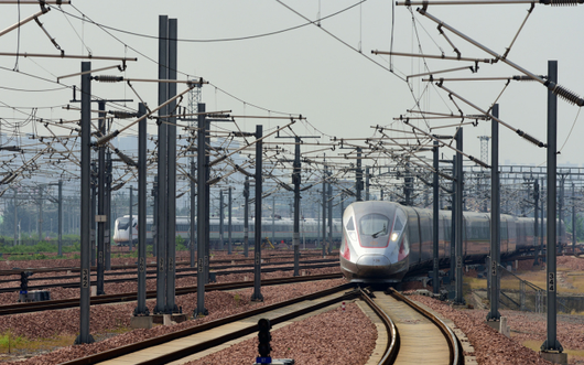 郑州铁路新加开2趟成都方向高铁车