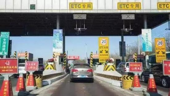 ETC在手,郑州39个高速站点免费走!
