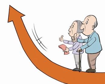 郑州全市退休人员基本养老金 人均月增加141.3元