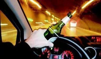 年度醉驾王!林州男子醉酒驾车被查 酒精含量难以置信