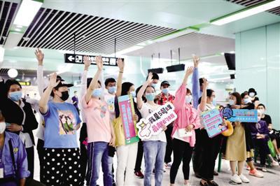 郑州地铁5号线1周岁