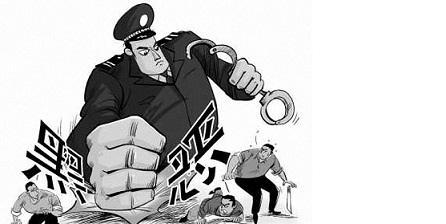郑州警方曝光一批黑恶势力违法犯罪案例