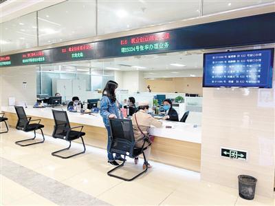 郑州政务服务系统精准助力复工复产