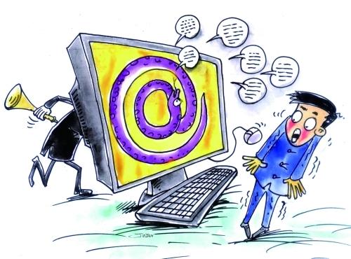 郑州警方发布网络安全典型案例 朋友圈里发谣言被拘