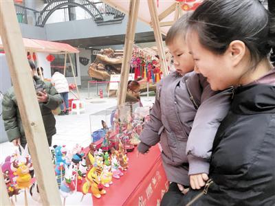 黄河文化旅游美食年货节启幕