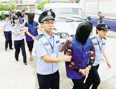 """新郑警方侦破""""套路贷""""团伙案 27名成员落网"""