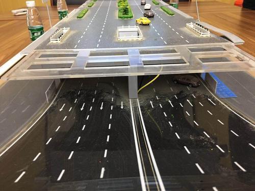 郑州东三环隧道跨越地铁1号线 11月底具备通车条件