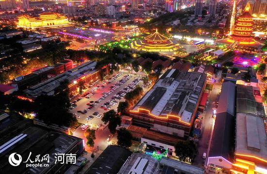 天心文化产业园 张怡熙 摄
