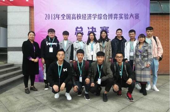 郑州财经学院参赛队伍